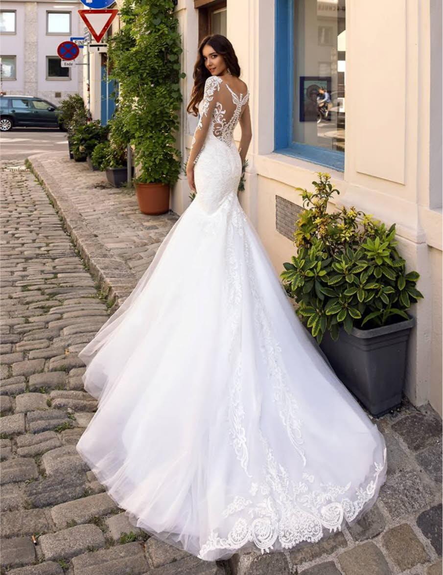 strukturelle Behinderungen Repliken Einkaufen Brautmoden